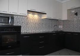 Кухня жасмин + палисандр